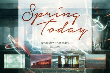 BTS | Spring Today [Texture Pack] by itsyesi