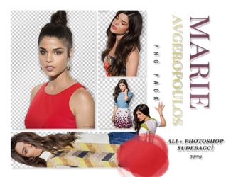 Marie Avgeropoulos PNG PACK ! #119 by SudeBagci