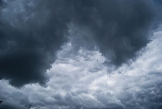 stormy sky by amka-stock