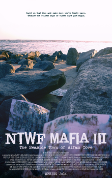 NTWF Mafia III Poster by Between-the-Stars