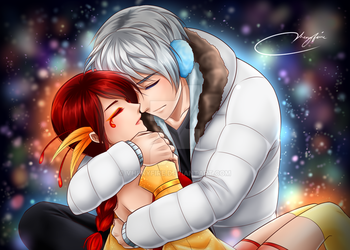 Fire x Frost - Sleep Tight by Vhenyfire