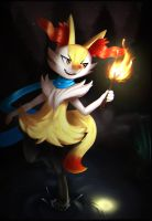 Pokemon - Braixen