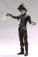 Edward Scissorhands by BLACKPLAGUE1348