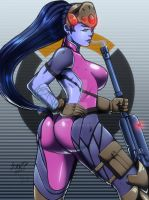 -Widowmaker- by Dualmask