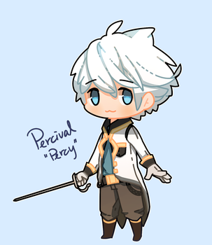 Percy by Cylniru