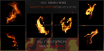 Micro-fire by Rechnick