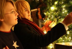 APH: a pretty light by haleybare