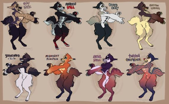 (closed) october werewolves! by babezord