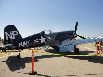Vought F4U Corsair3 by Pwesty
