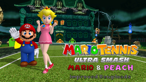 MTUS - Mario and Peach Improved Reuploads by FatalitySonic2