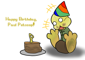 Happy Double Upload Day, Petscop! by Hiitsuji
