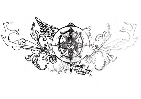 Tattoo concept by Darko-Donnie