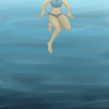 Swim by CelestialTeez