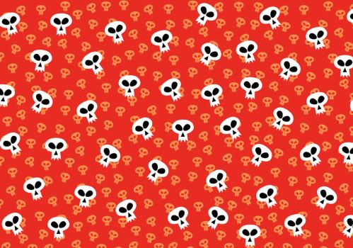 Nightmare wrapping paper 7 by TimBakerFX