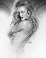 Candice Swanepoel by Artgerm