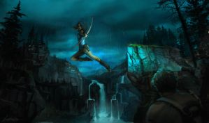 TombRaiderContest by dopeonetwo