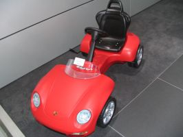 AIMS2010 - 911 Pedal Car by TricoloreOne77
