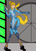 Cmsn:  Metroid: A Stable Change by Kathalia