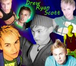 Drew Ryan Scott Collage by Busted-Love