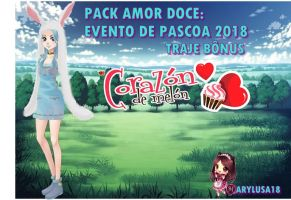 Pack Pascoa 2018 Amordoce by Marylusa18