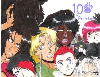 The 100th-Looks like We've Finally Made It! by MaximWolf