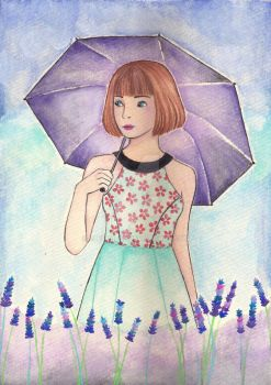 Pluviophile by clearblue