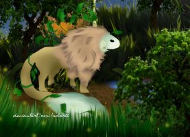 Creature Of The Forest by Adarhi