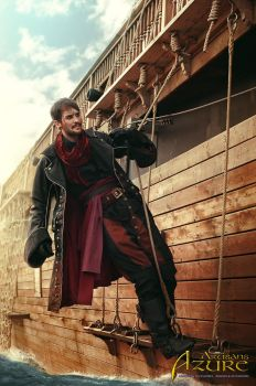 Hook Once Upon a Time Cosplay 1 by ArtisansdAzure