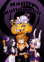 Happy Halloween Anotherland Edition by Semienigma