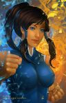 Korra by sheer-madness