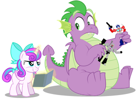 Difference in Taste by AleximusPrime