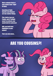 MLP: Related? by SB99stuff