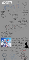 meaty tubes and best friends // ART TUTORIAL by Heliocathus