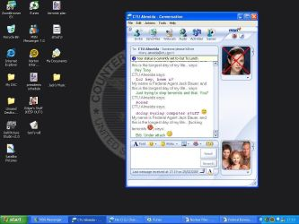 Jack Bauer On MSN With Tony by Marshall-Darling