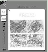 Brush Pack - Maps by iMouritsa
