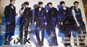 VIXX POSTER by CinnamintyAshes