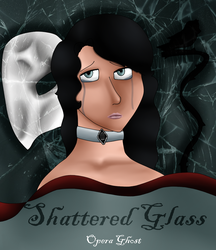 Shattered Glass Cover by ElyssaJM