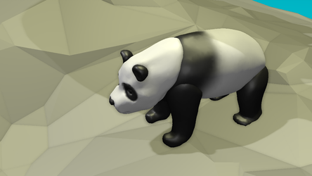 Day 22 - Panda by wingsyo