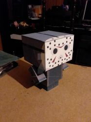 Jason Voorhees Freddy vs Jason CubeeCraft by SuperVegeta71290