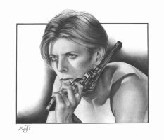 David Bowie(13) by MaryTL