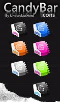 CandyBar Icons by UnderclassHero