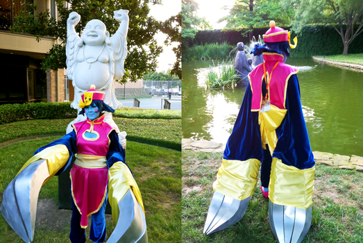 Hsien-ko cosplay by coffeejelly