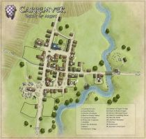 Carramvek Town by Ashlerb
