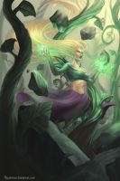 The Earth Power - Cornelia Hale by Ithilnaur