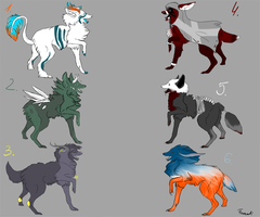 Wolf Adopts (Open) by Farenti