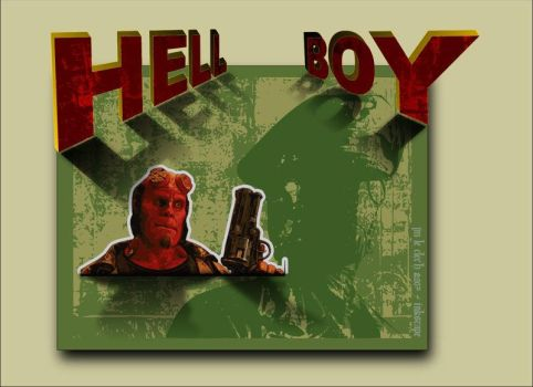 Hell Boy v1 by jimmo78