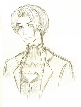 Edgeworth by PiefaceMcGee