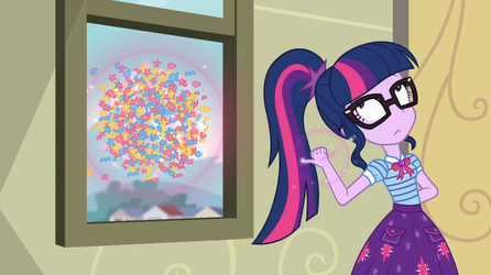 MLP EQG Best Trends Foreve  Moments 14 by Wakko2010