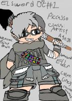 Picasso(Full Color) by SlyZeke101