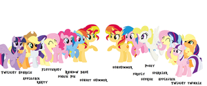 33 years of MLP by awesome992